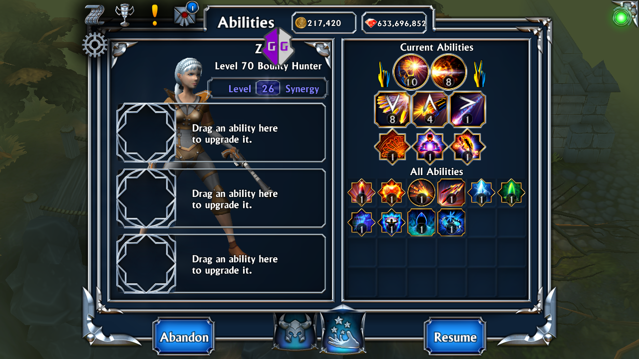 Eternuim : Mage and Minions - Requests - GameGuardian