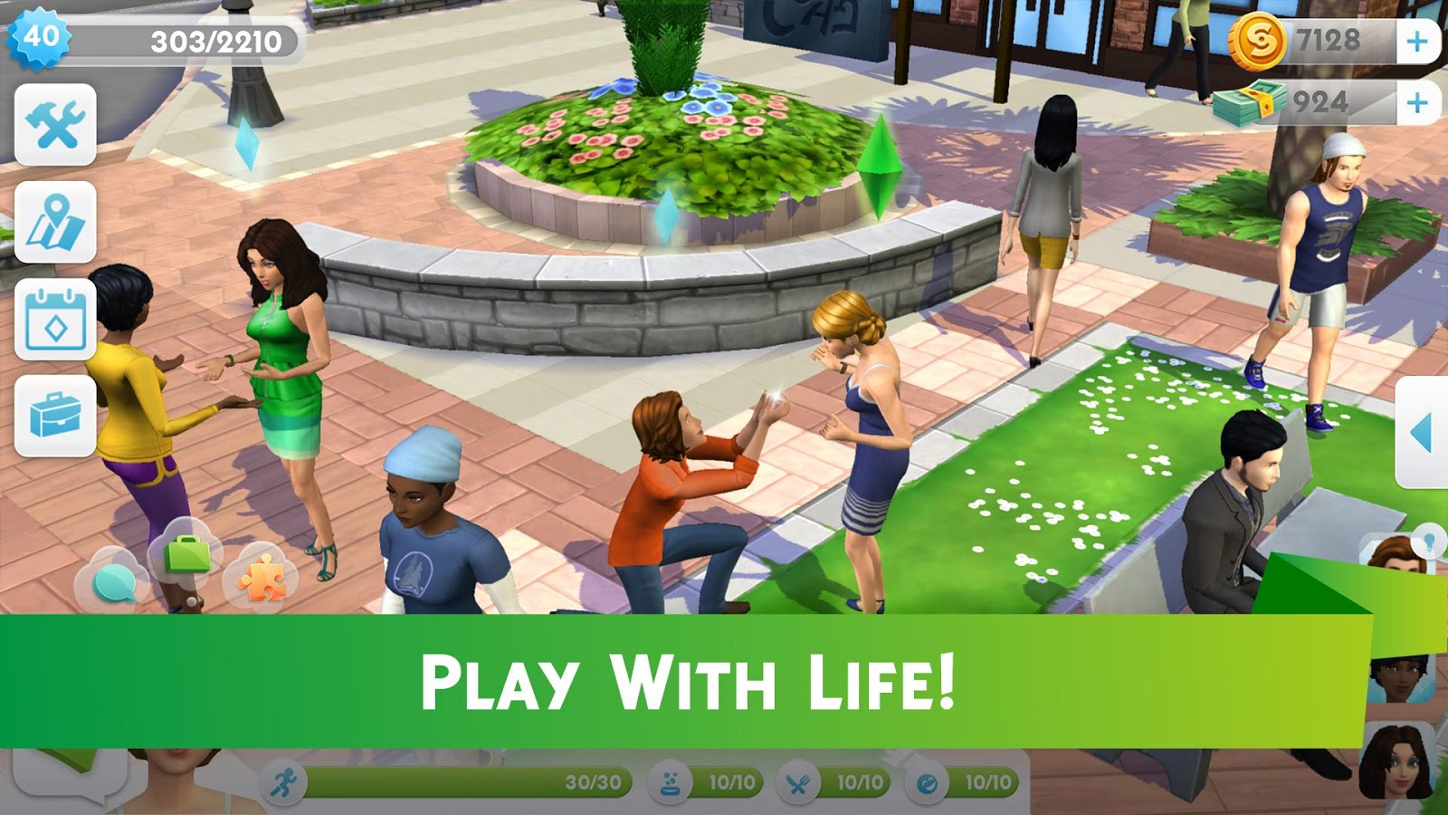 the sims mobile hile