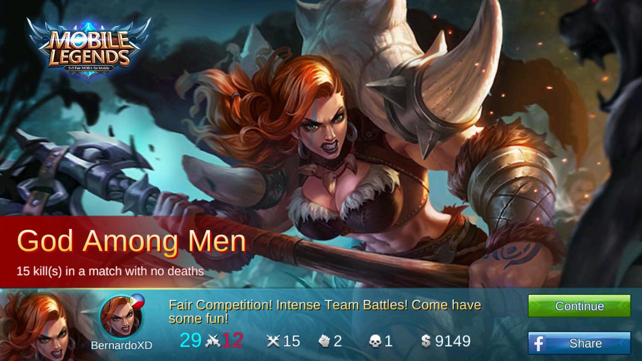 Mobile legends : Bang bang - Requests - GameGuardian