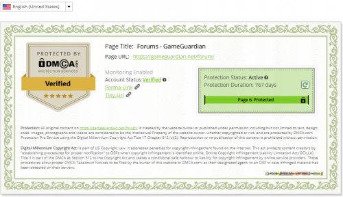 Forums   GameGuardian   Protected by DMCA Protection.png